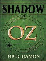 SHADOW OF OZ book cover by ArtNomad