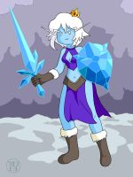 Warrior Icequeen by Kairu-Hakubi