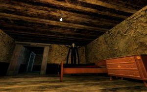 Slender Mansion-- Come to Bed With Me... by GreenDayGirl18