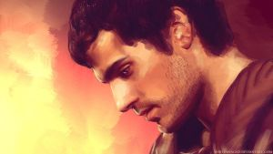 Immortals - Henry Cavill by whitewinged