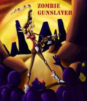 Zombie Gunslayer finished by vins-mousseux