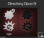D'Opus9 token style by vi20RickrMetal12us