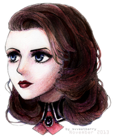 Bioshock Infinite : DLC Burial at Sea - Elizabeth by Svveet