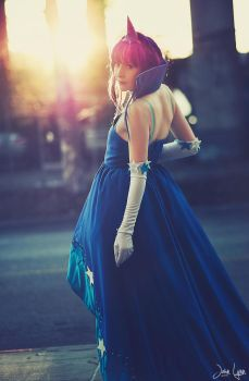 Twilight Sparkle Gala Cosplay by SNTP