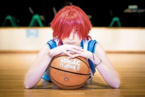 akashi seijuro cosplay by yvelise