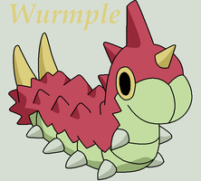 Wurmple by Roky320