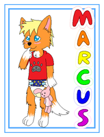 Marcus Badge by Marco-Fox