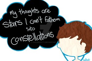 TFIOS: Constellations by saladsalty