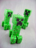 Creeper Gang by monsterkookies