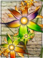 wallflowers by coby01