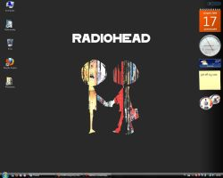 radiohead wallpaper by messerhani