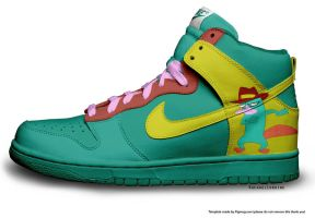 Perry Nike's #2 by RachaelLoraine