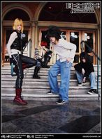 Death Note Cosplay: All About Us by Redustrial-Ruin