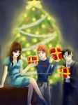 A Magical Christmas. by lizjowen