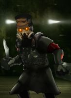Killzone: Helghast Medic by VenomEXsoldier