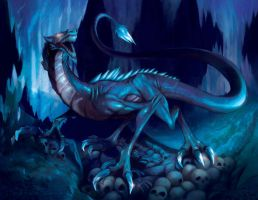 Frost Dragon by jslewis