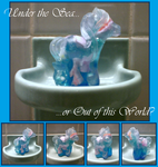 Sea or Space? MLP Soap by the-beth