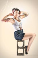 Pin Up - Miss Stacey II by falt-photo