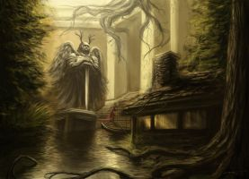 Forest Temple by theartofTK