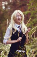 Luna Lovegood by ssomeothersun