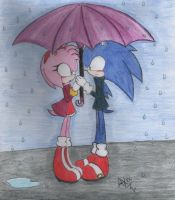 in the rain with you... by AntonellaX100
