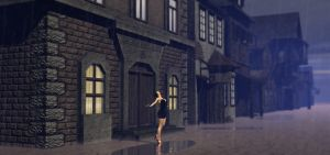 Rain by Noseneighbor