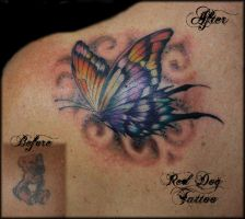 Christines Cover Up by Reddogtattoo
