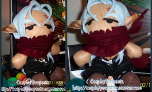 Sai OOT OC Plushie by Requiem-Of-Time