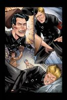 Coven #1 page 7 preview (unlettered) by RIVOLUTION