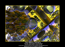 the oddity factory by fraterchaos