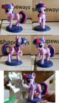 Twilight Sparkle 3D print by aachi-chan