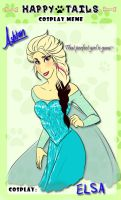 HT: Ashton as Elsa by TaytoTott