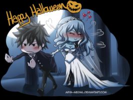 Gruvia: You may kiss the Bride 2nd part by Arya-Aiedail