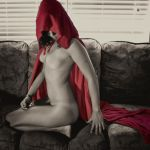 Red Riding Hood by jaggedsoul