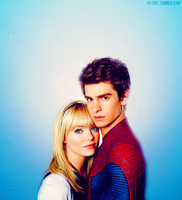 Peter and Gwen by kg1507