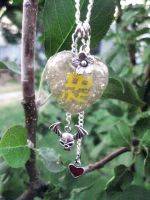 Anubis/Shutendoji Charm Necklace by Warlord-of-Noodles