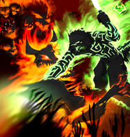 Elimination in Hell by McTranceFox