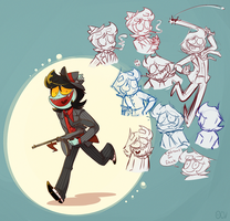 look at all this Gatz by holidayhearse