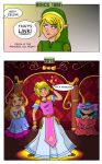 LOZ: First Reaction to Triforce Heroes by Campanita42
