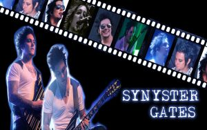 Synyster Gates Wallpaper by dntTrustAho