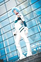 Rei Ayanami - EVA Unit 00 by jatek