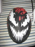 Papercraft: Carnage Mask by gerotto1