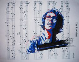Ben Folds on Sheet Music by ericmalcolmthompson