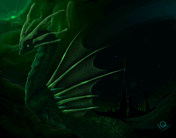 Welcome to Emerald City by Incarnit