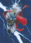 Valiant Thor - n3gtive-0 color by SpiderGuile