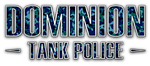 Dominion Tank Police Color Logo Collection Pack 1 by JoeyRex
