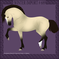 Winter Import #689 by DovieCaba
