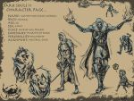 Character Page: Wilhelm Wolfgang Wendal by TheOdious