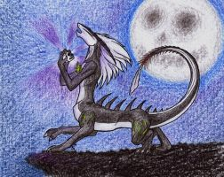 Ecstasy of Dark Magic by Samantha-dragon