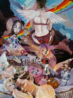 """""""Free To Be You And Me"""" by davidmacdowell"""